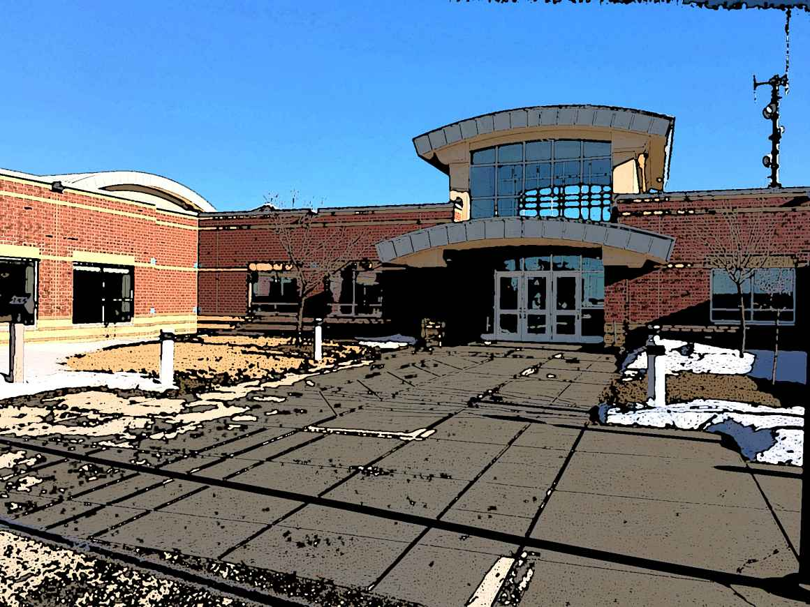 Nobles County Prairie Justice Center photo illustration