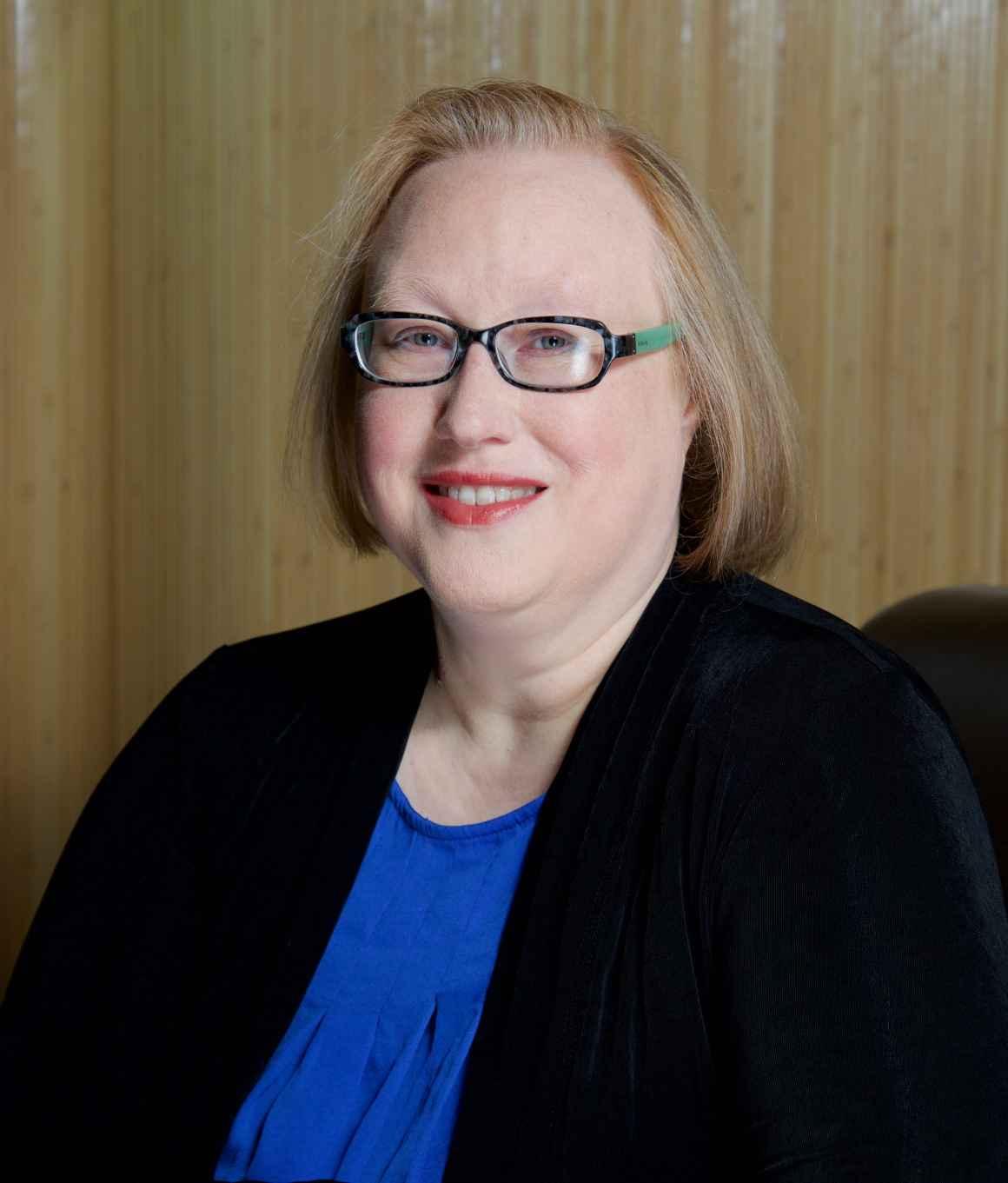 Teresa Nelson Headshot