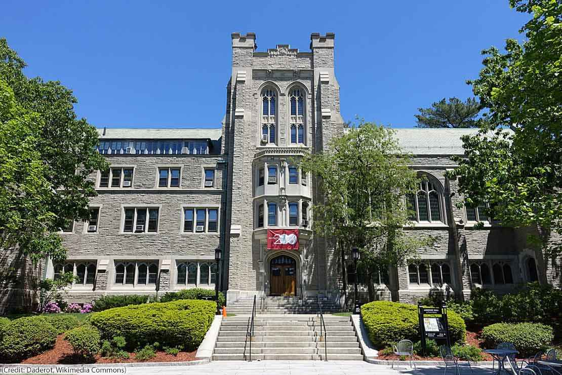 Andover Hall - Harvard Divinity School - Harvard University