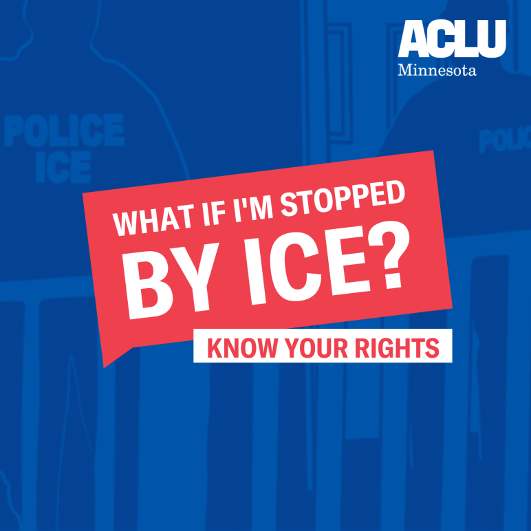 What if I'm stopped by ice?