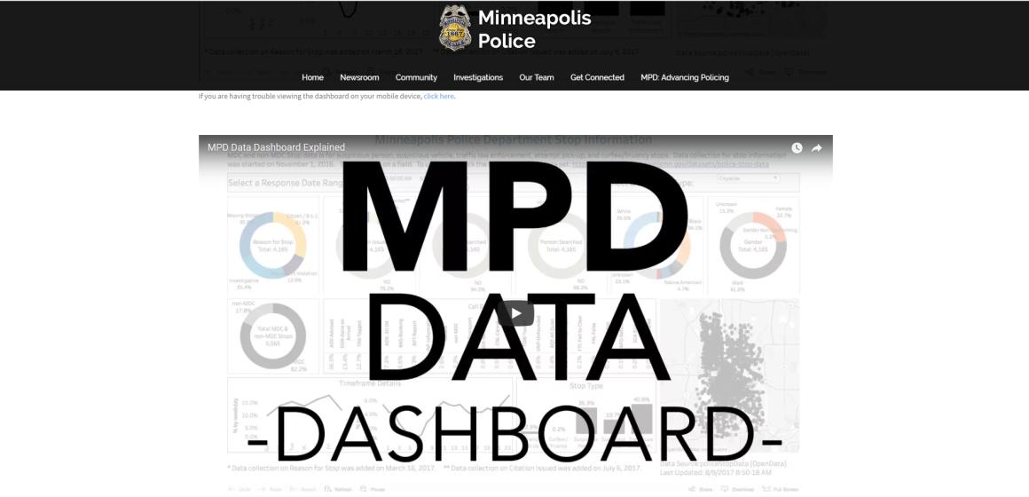 MPD Data