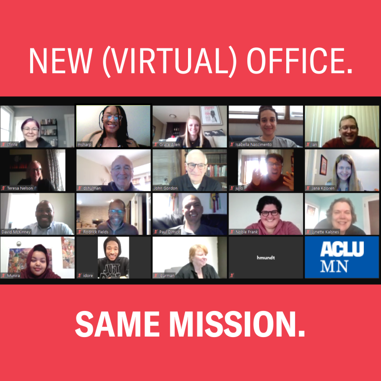 New remote office, same mission image