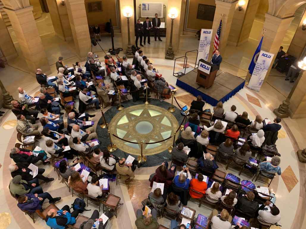 ACLU-MN Lobby Day