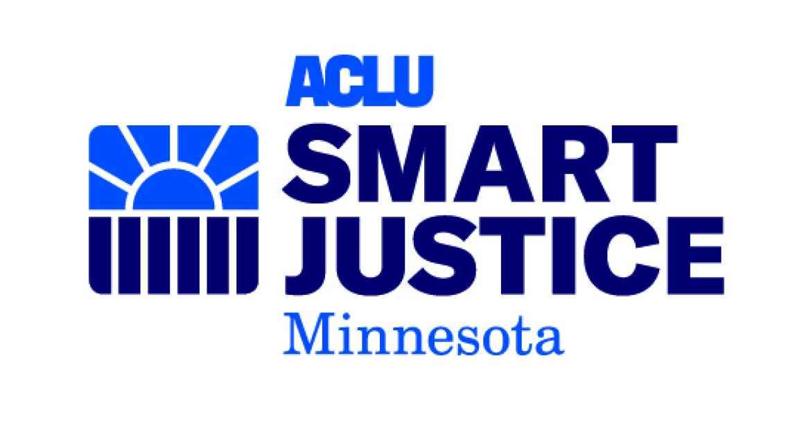 ACLU Smart Justice Minnesota logo