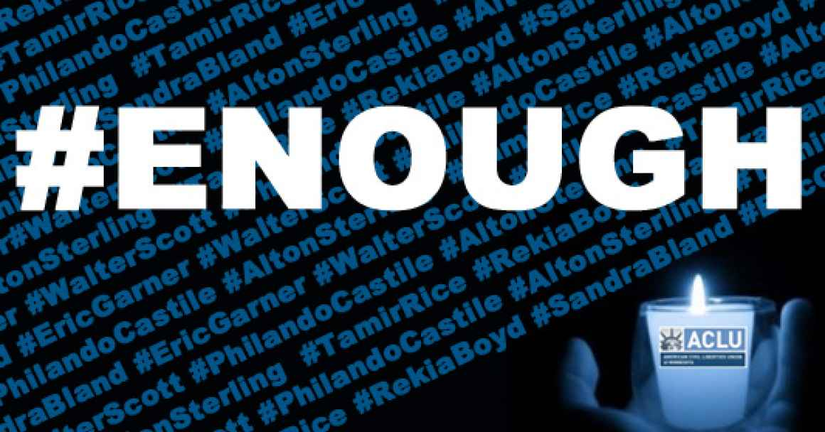 #Enough. Know Your Rights: Police Practice