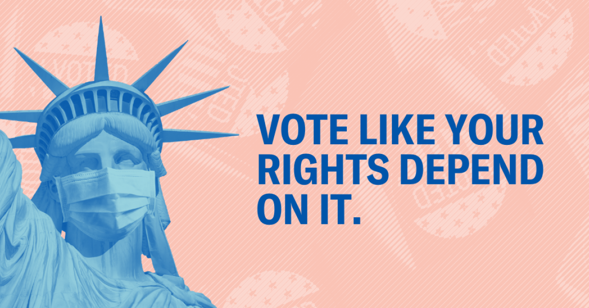 Vote like your rights depend on it
