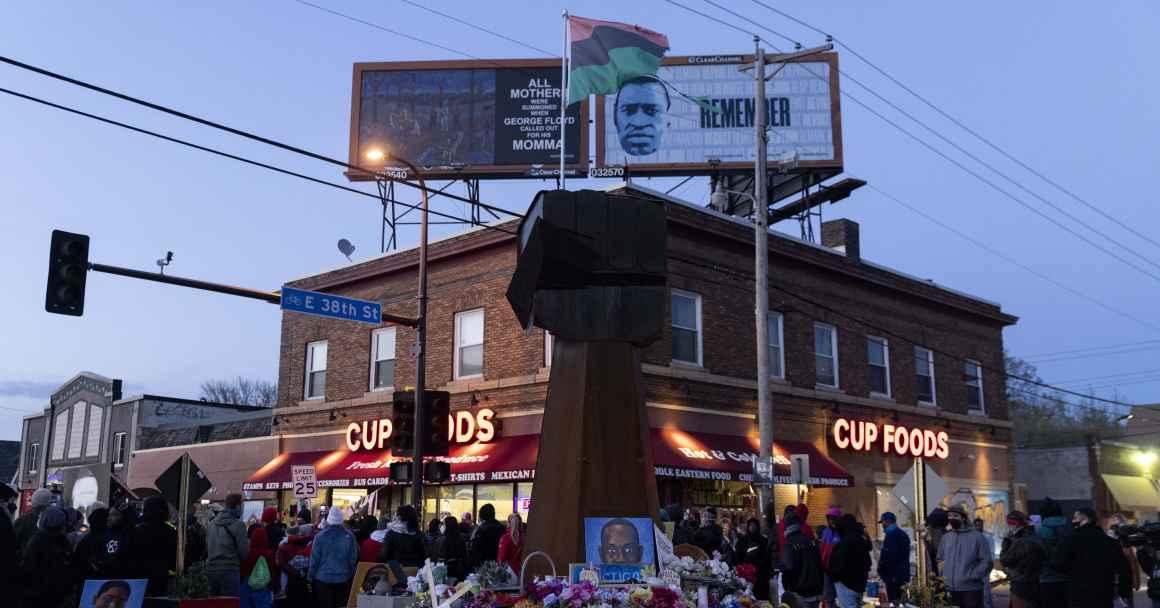 Image of George Floyd Square