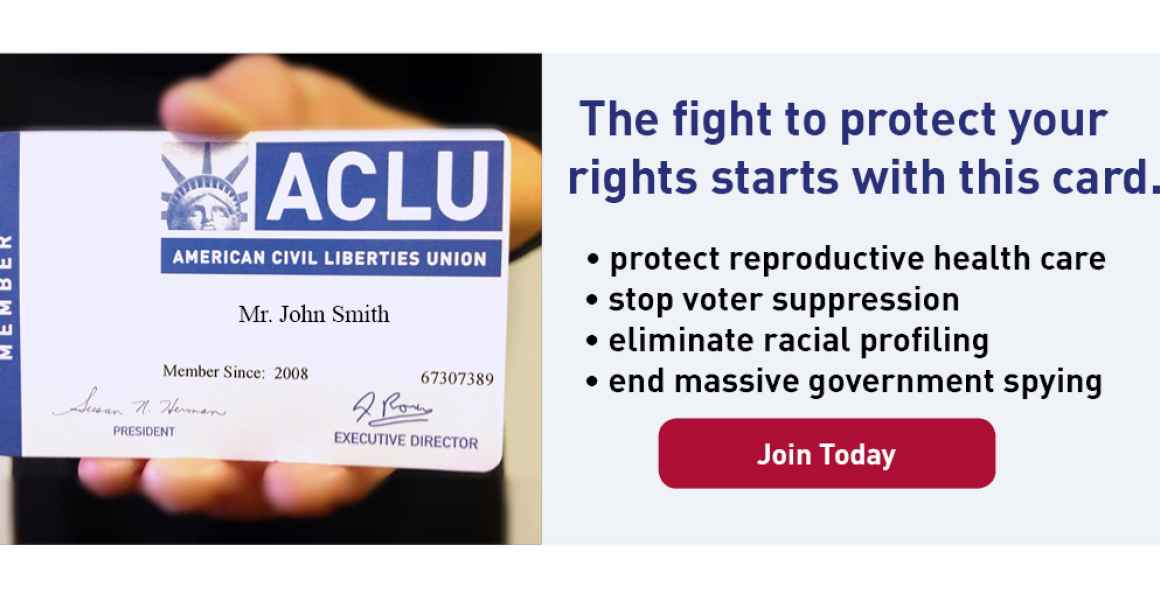 The fight to protect your rights starts with this card
