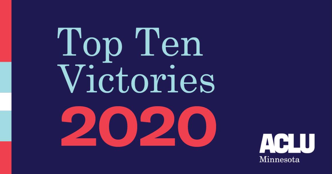 Top Ten Victories of 2020